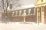 Campus: Winter