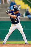 18 May 2006: Joe Hough,  a University of Maine Senior from West Roxbury, MA, at bat during a game against the University of Vermont Catamounts, at Historic Centennial Field, in Burlington, Vermont...Mandatory Photo Credit: Ed Wolfstein Photo..