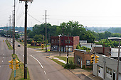 Akron, Ohio.July 18, 2011..Streets of Akron.