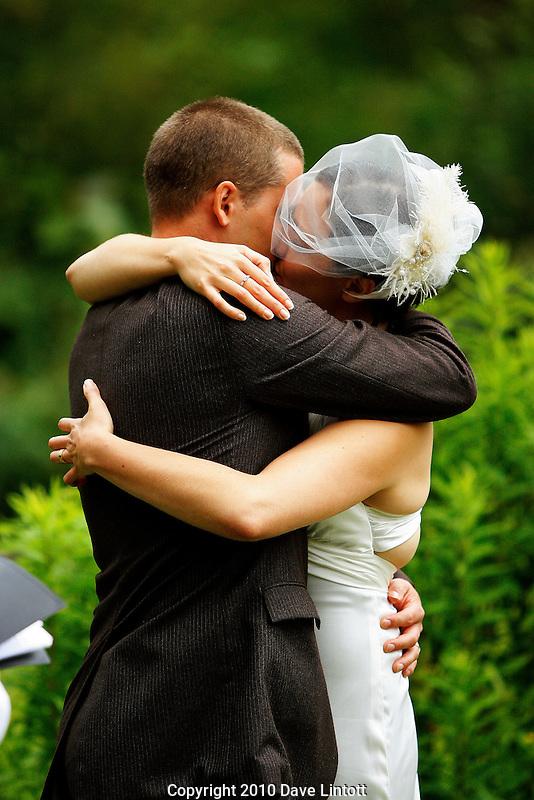 Mike and helen wedding