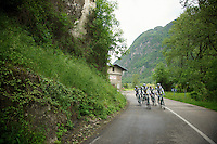 Vacansoleil-DCM Tour de France 2012 recon stage 11