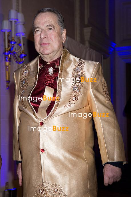 Paul-Loup Sulitzer : &quot; The Best &quot; 40th Edition &agrave; l'h&ocirc;tel George V.<br /> France, Paris, 27 janvier 2017.<br /> ' The Best ' 40th Edition at the George V hotel in Pais.<br /> France, Paris, 27 January 2017