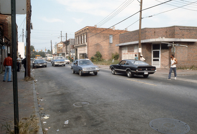 1982 October..Redevelopment.Church Street..1000 BLOCK CHURCH STREET.FUTURE SITE OF MOUNT CARMEL CHURCH...NEG#.NRHA#..