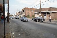 1982 October..Redevelopment.Church Street..1000 BLOCK CHURCH STREET.FUTURE SITE OF MOUNT CARMEL CHURCH...NEG#.NRHA#..