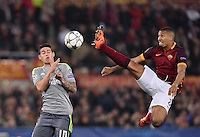 UEFA CL 2015/16 Achtelfinale: AS Roma - Real Madrid