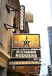 'Hamilton' - Theatre Marquee