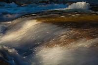 Cascade I, Lyell Fork