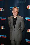 AGT Contestant Jim Meskimen At America's Got Talent Post Show Red Carpet at Radio City Music Hall, NY
