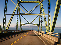 Astoria Megler Bridge, Hwy 101, Astoria Oregon