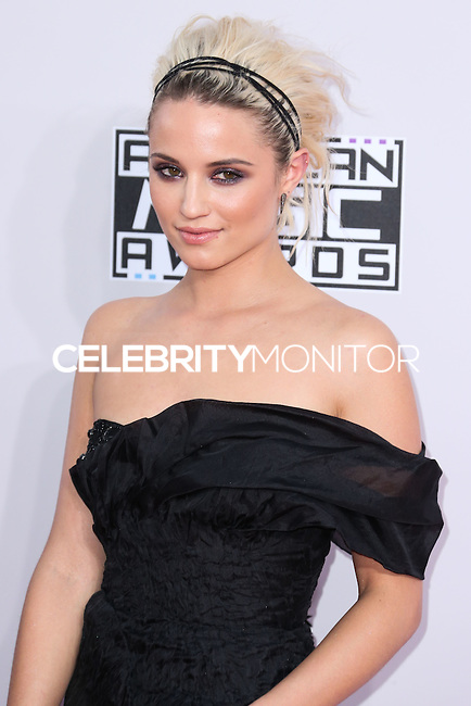 LOS ANGELES, CA, USA - NOVEMBER 23: Dianna Agron arrives at the 2014 American Music Awards held at Nokia Theatre L.A. Live on November 23, 2014 in Los Angeles, California, United States. (Photo by Xavier Collin/Celebrity Monitor)
