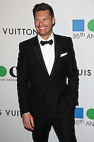 LOS ANGELES, CA, USA - MARCH 29: Ryan Seacrest at the MOCA's 35th Anniversary Gala Presented By Louis Vuitton held at The Geffen Contemporary at MOCA on March 29, 2014 in Los Angeles, California, United States. (Photo by Celebrity Monitor)