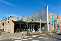 The Lightcatcher building, Whatcom County Museum, Bellingham, Washington state, USA