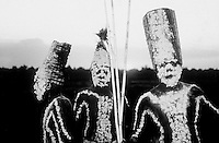 Rare Aboriginal Ceremony in the early 70th Northern territory Australia