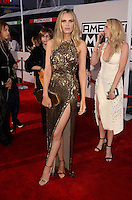 LOS ANGELES, CA - NOVEMBER 20: Sara Foster at Westwood One on the carpet at the 2016 American Music Awards at the Microsoft Theater in Los Angeles, California on November 20, 2016. Credit: David Edwards/MediaPunch