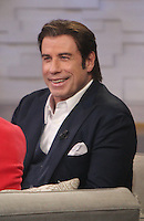 APR 20 John Travolta at Good Morning America
