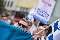 2015/07/11 Berlin | Demonstration gegen Al Quds-Tag