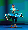 BBC Young Dancer 2015 <br /> at Sadler's Wells, London, Great Britain <br /> 8th May 2015 <br /> <br /> Grand Final <br /> TX Saturday 7pm on 9th May 2015 <br /> <br /> <br /> <br /> Vidya Patel - South Asian <br /> <br /> <br /> Photograph by Elliott Franks <br /> Image licensed to Elliott Franks Photography Services
