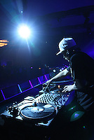 DJ Chinky Eye at Winterfest '10, Snoqualmie Casino.