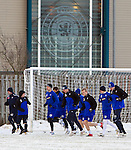 290110 Rangers training