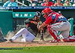 2015-03-10 MLB: Nationals at Marlins Spring Training