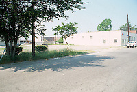 1991 May 17.Conservation.MidTown Industrial...DEMOLISHED.321-327 EAST 25TH STREET.LOOKING WEST...NEG#.NRHA#..