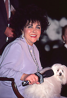 Elizabeth Taylor 1996 Macy's NYC By <br /> Jonathan Green