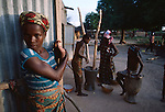 The Sahel, Niger, Africa, 1986, NIGER-10025