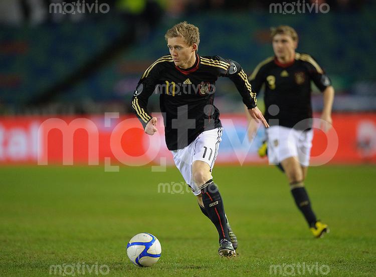 Fussball international Freundschaftsspiel Schweden - Deutschland Andre SCHUERRLE (GER).