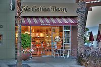 """The Village"", El Paseo Drive; Palm Desert; CA; ""The Coffee Bean"""