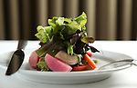 Local field greens salad at Rigsby's.(Jodi Miller/Alive)