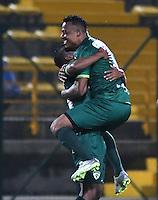 La Equidad vs Boyaca Chico FC 21-010-2016. LA II_2016