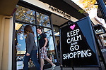 Small businesses open their doors for holiday shoppers
