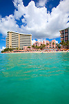 Royal Hawaiian Hotel, Waikiki Beach, Honolulu, Oahu, Hawaii