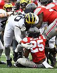 2016 Michigan football vs Ohio State, 11-26-16