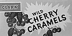 Client: DL Clark Company<br /> Product: Clark Wild Cherry Caramels<br /> Ad Agency: Ketchum Advertising<br /> <br /> Pittsburgh PA - By 1920, the D. L. Clark Company was making about 150 different types of candy, including several five-cent bars, specialty items and bulk candy. The D. L. Clark Company remained in the hands of the Clark family until it was sold in 1955 to the Beatrice Food Company who operated the company until 1983.