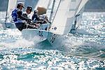 Bow n: 96, Skipper: Jean-Baptiste Bernaz, Crew: Rambeau Pascal, Sail n: FRA 8270