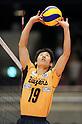 Shun Imamura (Blazers),MARCH 5, 2011 - Volleyball : 2010/11 Men's V.Premier League match between F.C.Tokyo 0-3 Sakai Blazers at Tokyo Metropolitan Gymnasium in Tokyo, Japan. (Photo by AZUL/AFLO).