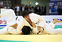 (L to R) Daiki Kamikawa (JPN), Ryu Shichinohe (JPN), .May 13, 2012 - Judo : .All Japan Selected Judo Championships, Men's 100kg class Final .at Fukuoka Convention Center, Fukuoka, Japan. .(Photo by Daiju Kitamura/AFLO SPORT) [1045]
