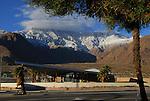 Palm Springs Visitor Center, San Jacinto Mountains