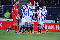 VOETBAL: HEERENVEEN: 06-02-16, Abe Lenstra Stadion, SC Heerenveen - FC Twente, uitslag 1-3, Henk Veerman soort 1-0, ©foto Martin de Jong