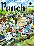 Punch cover 27 July 1960