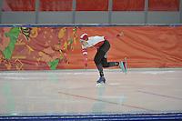 OLYMPICS: SOCHI: Adler Arena, 13-02-2014, 1000m Ladies, Vanessa Bittner (AUT), ©foto Martin de Jong