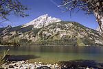 Jenny Lake, Grand Teton National Park, Wyoming, USA