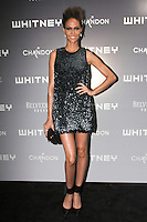 Joan Smalls arrives at the 2011 Whitney Art Party: The Groundbreakers, at Highline Stages, May 24, 2011.