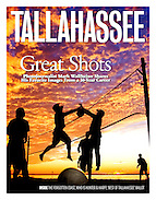 Cover Story in Tallahasse Magazine-Mark Wallheiser