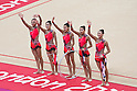 2012 Olympic Games - Rhythmic Gymnastics - Group All-Around Qualification Rotation 2