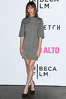 """LOS ANGELES, CA, USA - MAY 05: Gia Coppola at the Los Angeles Premiere Of Tribeca Film's """"Palo Alto"""" held at the Directors Guild of America on May 5, 2014 in Los Angeles, California, United States. (Photo by Celebrity Monitor)"""