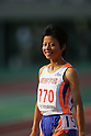 Yuriko Kobayashi (Suma Gakuen), AUGUST 3, 2005 - Athletics:During the 2005 All-Japan Inter High School Championships in Chiba (Photo by Daiju Kitamura/AFLO SPORT) (1045)