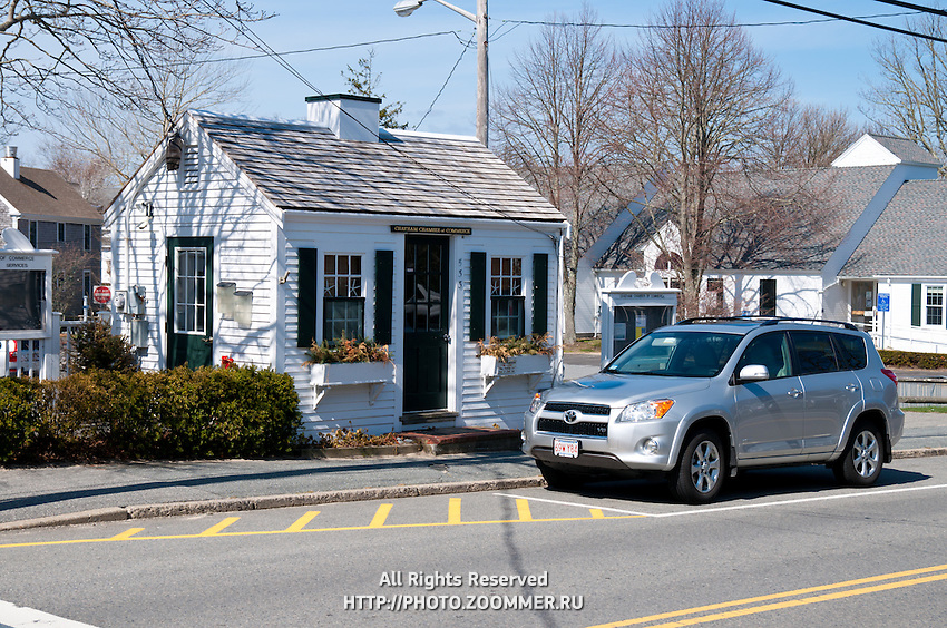 Chatham Chamber of Commerce cottage, Cape Cod