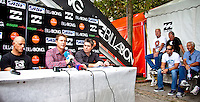 ASP Surfers, Events and Management Announce Plans for 2010 and Beyond..MUNDAKA, Euskadi/Spain (Saturday, October 10, 2009) - The October 2009 ASP Board of Directors meeting has completed, with all surfers, events and administration uniting to activate landmark improvements that make the ASP World Tour bigger and better for 2010 and beyond....Event No. 8 of 10 on the 2009 ASP World Tour, the Billabong Pro Mundaka optioned to run the man-on-man elimination Round 1 format on the opening day of the waiting period, completing eight heats, before entering it's current holding pattern, and as swell patterns have indicated, the decision to run the condensed format could prove vital... Photo:joliphotos.com